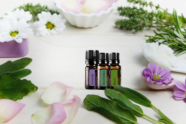 Bild von pixabay.com kombiniert mit döTTera Ölen